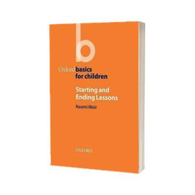Starting and Ending Lessons. Oxford Basics for Children