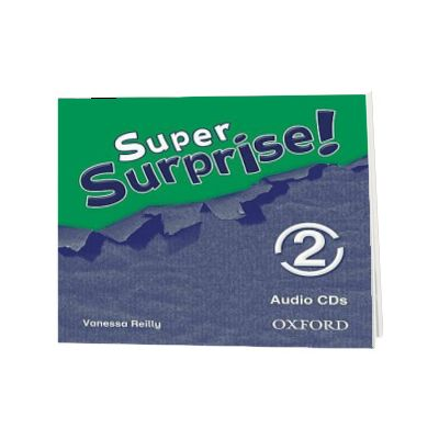 Super Surprise! 2. Class CD