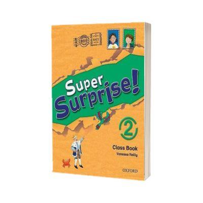 Super Surprise! 2. Course Book