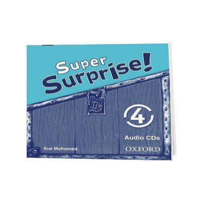Super Surprise! 4. Class CD, Vanessa Reilly, OXFORD UNIVERSITY PRESS