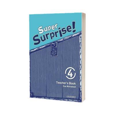 Super Surprise! 4. Teachers Book, Vanessa Reilly, OXFORD UNIVERSITY PRESS