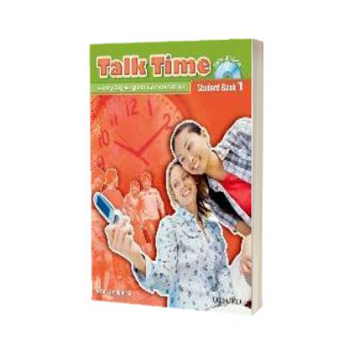 Talk Time 1. Student Book with Audio CD, Susan Stempleski, Oxford