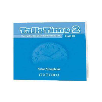 Talk Time 2. Class CDs (2), Susan Stempleski, Oxford