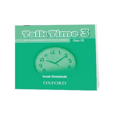 Talk Time 3. Class CDs (2), Susan Stempleski, Oxford