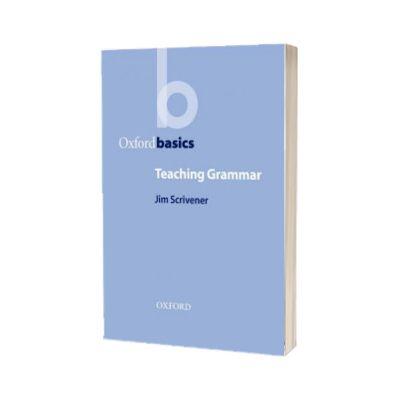 Teaching Grammar, Jim Scrivener, Oxford University Press