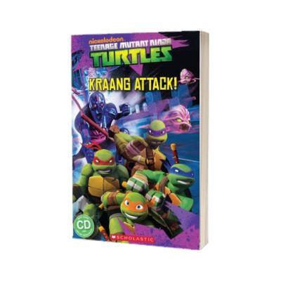 Teenage Mutant Ninja Turtles. Kraang Attack!, Fiona Davis, SCHOLASTIC