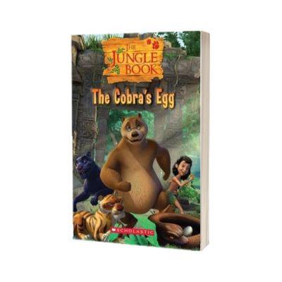 The Jungle Book. Cobras Egg, Taylor Nicole, SCHOLASTIC