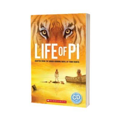 The Life of Pi, Yann Martel, Scholastic