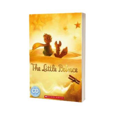 The Little Prince. (Scholastic Readers), Jane Rollason, SCHOLASTIC