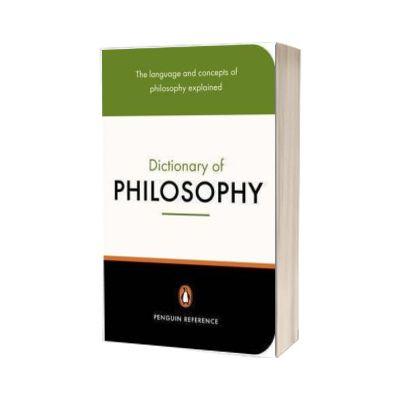 The Penguin Dictionary of Philosophy, Thomas Mautner, PENGUIN BOOKS LTD
