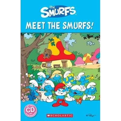 The Smurfs. Meet the Smurfs!, Jacquie Bloese, SCHOLASTIC