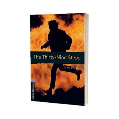 The Thirty Nine Steps, John Buchan, OXFORD UNIVERSITY PRESS