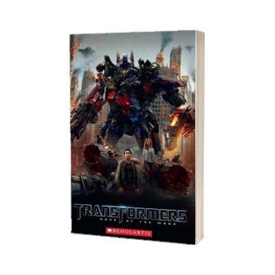 Transformers. Dark of the Moon, Lynda Edwards, SCHOLASTIC