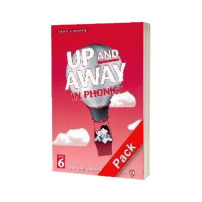 Up and Away in Phonics 6. Book and Audio CD Pack, Oxford University Press