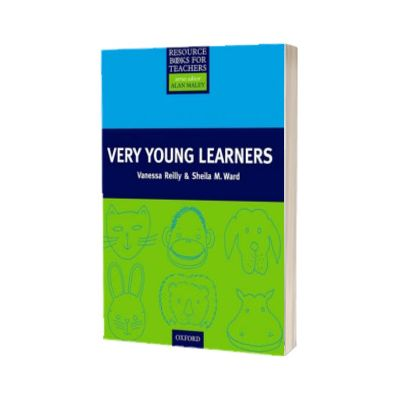 Very Young Learners, Vanessa Reilly, Oxford University Press