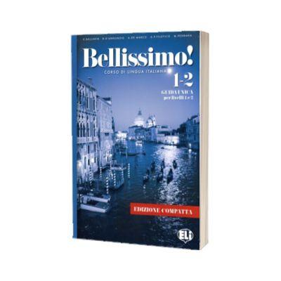 Bellissimo! 1-2. Edizione compatta, Elena Ballarin, ELI