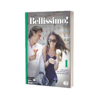 Bellissimo! Libro dello studente con Eserciziario 1, Elena Ballarin, ELI