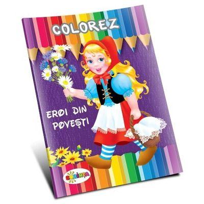 Colorez Eroi din povesti