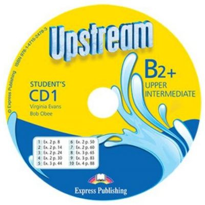 Curs limba engleza Upstream Upper Intermediate B2+ Audio CD, Jenny Dooley, Express Publishing