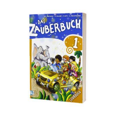 Das Zauberbuch 1. Lehrbuch, Mariagrazia Bertarini, ELI