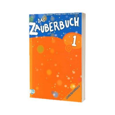 Das Zauberbuch 1. Lehrerhandbuch, Mariagrazia Bertarini, ELI