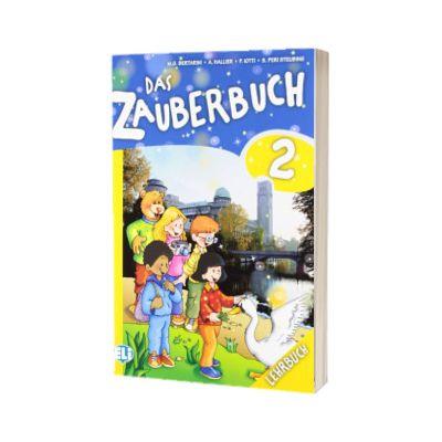 Das Zauberbuch 2. Lehrbuch, Mariagrazia Bertarini, ELI