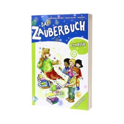Das Zauberbuch Starter. Lehrbuch, Mariagrazia Bertarini, ELI