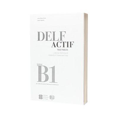DELF Actif B1. Tous publics. Guide pedagogique, A. M. Crimi, ELI