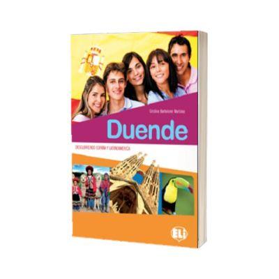 Duende. Libro del alumno, Cristina Bartolome Martinez, ELI
