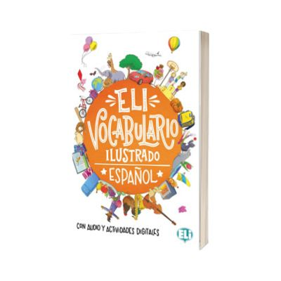 ELI Vocabulario Ilustrado, Joy Olivier, ELI