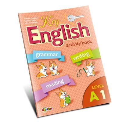 English A1, activity book