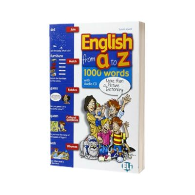 English from A to Z, Jewell Susan, ELI