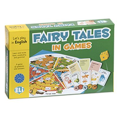 Fairy Tales in Games A1-A2, ELI