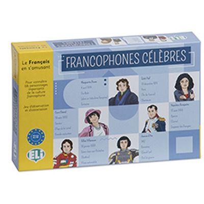 Francophones celebres A2-B1, ELI