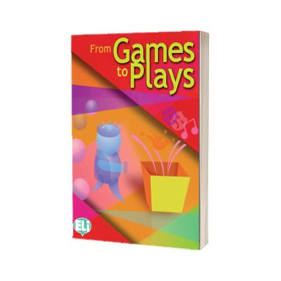 From Games to Plays, Jane Elisabeth Read, ELI