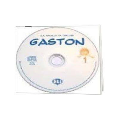 Gaston 1. CD audio, H Challier, ELI