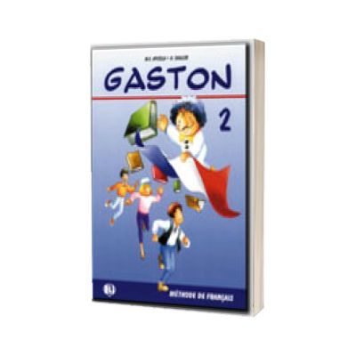 Gaston 2. Livre de l eleve, H Challier, ELI