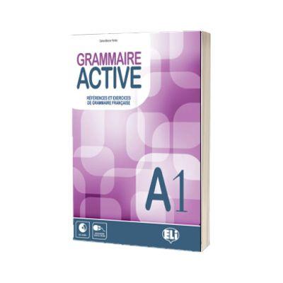 Grammaire Active A1, M. Mercier-Pontec, ELI