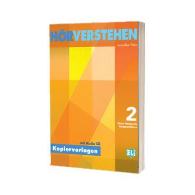Horverstehen 2. Band B1-B2, Wilfried Krenn, ELI