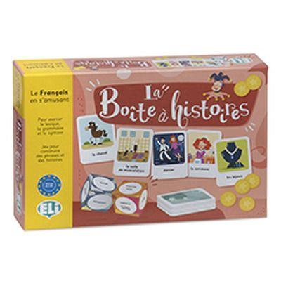 La Boite a Histoires A2-B1, ELI