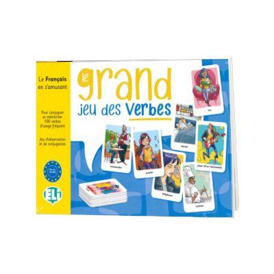 Le grand jeu des verbes A2-B2, ELI
