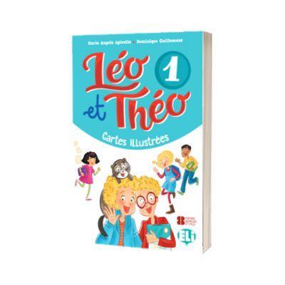Leo et Theo 1. Cartes illustrees (96 couleurs), Dominique Guillemant, ELI
