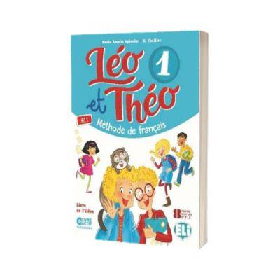 Leo et Theo 1. Livre de l eleve, Dominique Guillemant, ELI