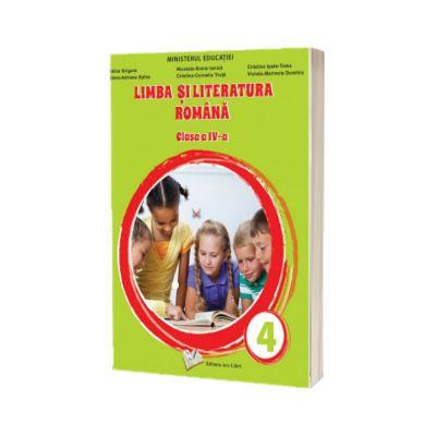 Limba si literatura romana, manual pentru clasa a IV-a, Adina Grigore, Ars Libri