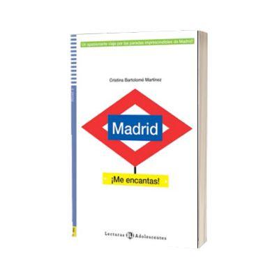 Madrid. Me encantas!, Cristina Bartolome Martinez, ELI