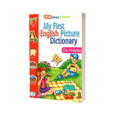 My First English Picture Dictionary. On Holiday, Joy Olivier, ELI