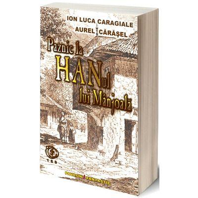 Paznic la Han(ul lui Manjoala), Aurel Carasel, Pavcon
