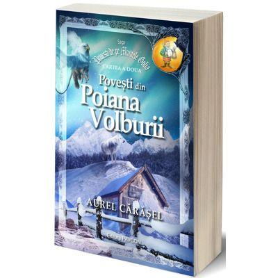 Povesti din Poiana Volburii, Aurel Carasel, Pavcon