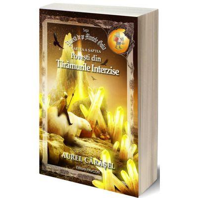 Povesti din Taramurile Interzise, Aurel Carasel, Pavcon