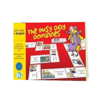 The Busy Day Dominoes A2-B1, ELI